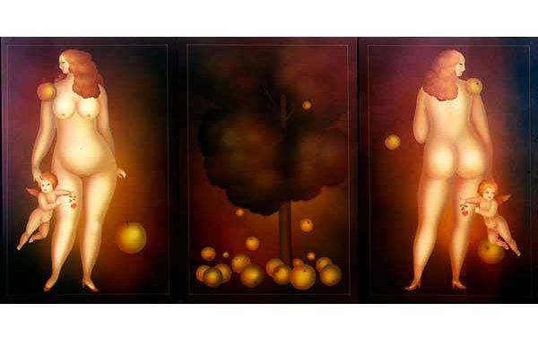 Eve Triptych