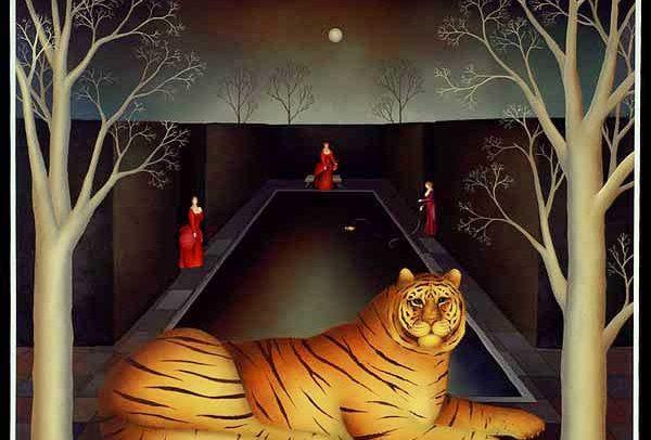 Night II – Tiger
