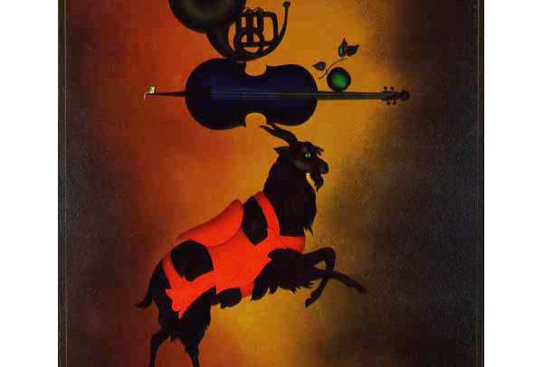 Circus XXII – Goat