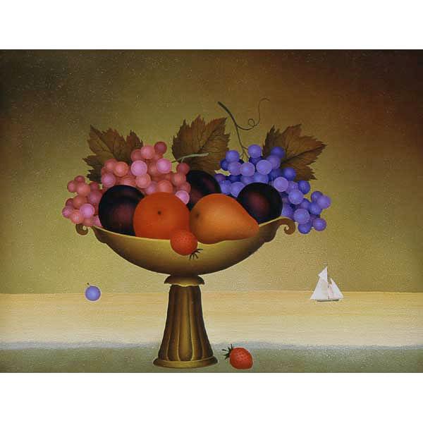 Kenneth's Fruit Basket