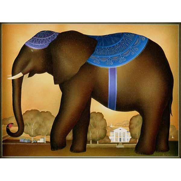 Circus III – Elephant